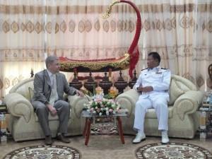 Встреча с Президентом общества дружбы