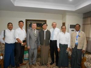 ТПП Мьянмы
