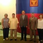 Посол РФ в Мьянме Листопадов Н.А.