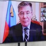 Посол РФ Азизов И.К
